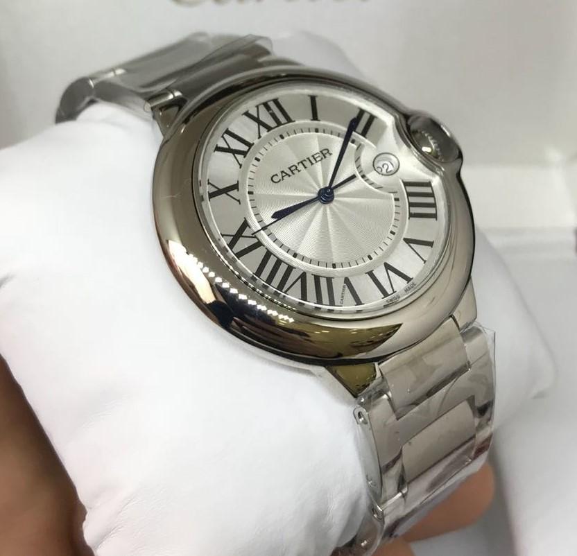 10da2b235e3 Réplica de Relógio Cartier – CT 03 Ballon Bleu Maior – Réplicas de ...