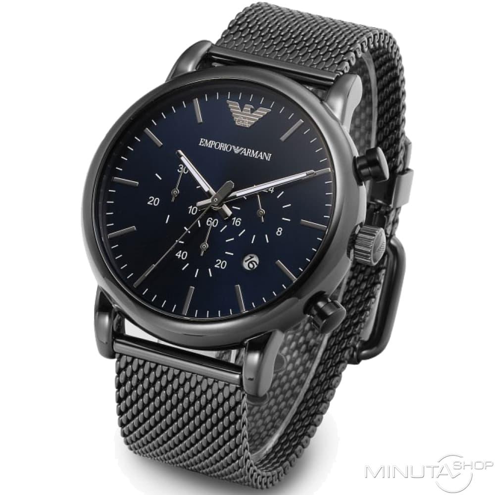 040865f7b Réplica de Relógio Emporio Armani – EA 14 – Réplicas de Relógios