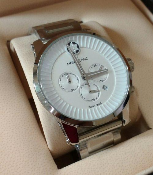 e6cdfe12253 Réplica de Relógio Mont Blanc – MB 18 Time Walker