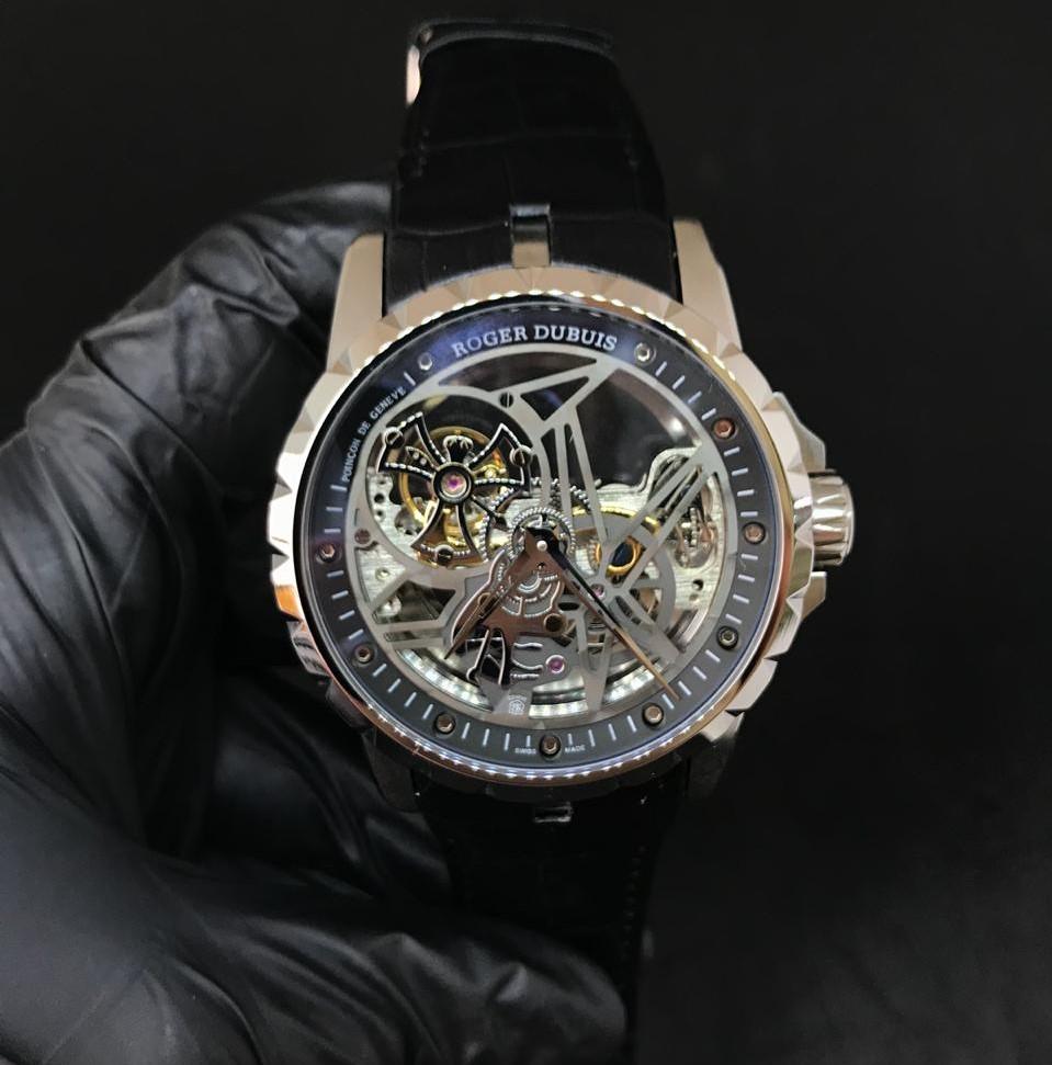 aa47da22888 Réplica de Relógio Roger Dubuis – RD 07 – Réplicas de Relógios