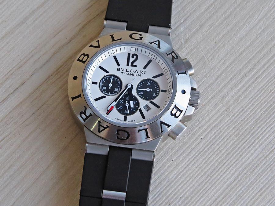 3cf0c462a99 Réplica de Relógio Bvlgari – BV 02 Titanium – Réplicas de Relógios
