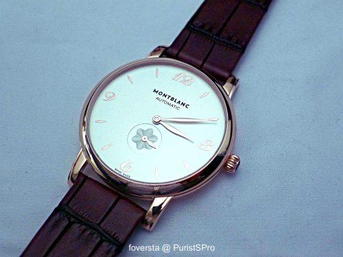 473501be457 Réplica de Relógio Cartier – CT 22 Ballon Bleu Misto Rose Maior ...