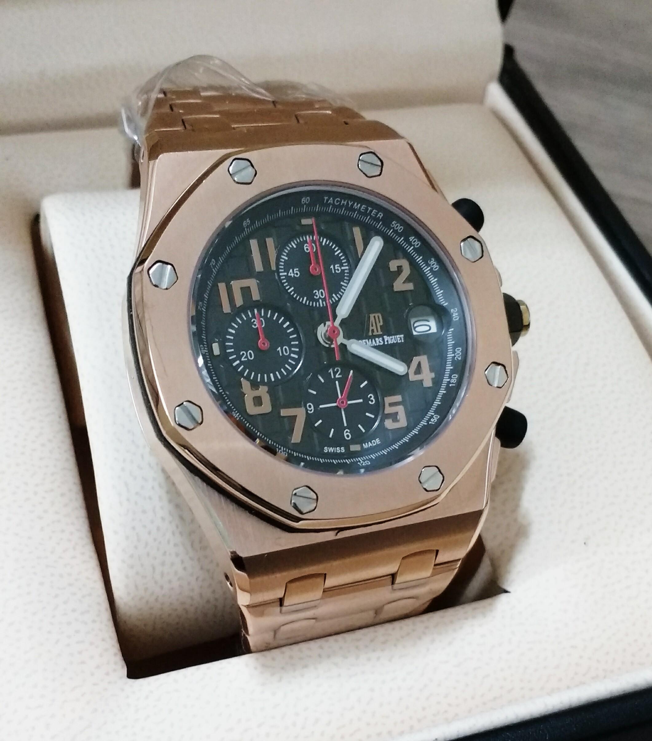 cce6b1350e9 Réplica de Relógio Audemars Piguet Royal Oak – AP 12 – Réplicas de ...