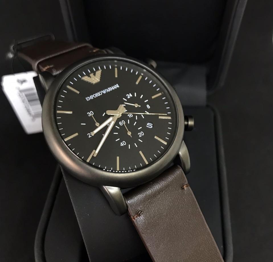 e5683fe3d06 Réplica de Relógio Emporio Armani – EA 06 – Réplicas de Relógios