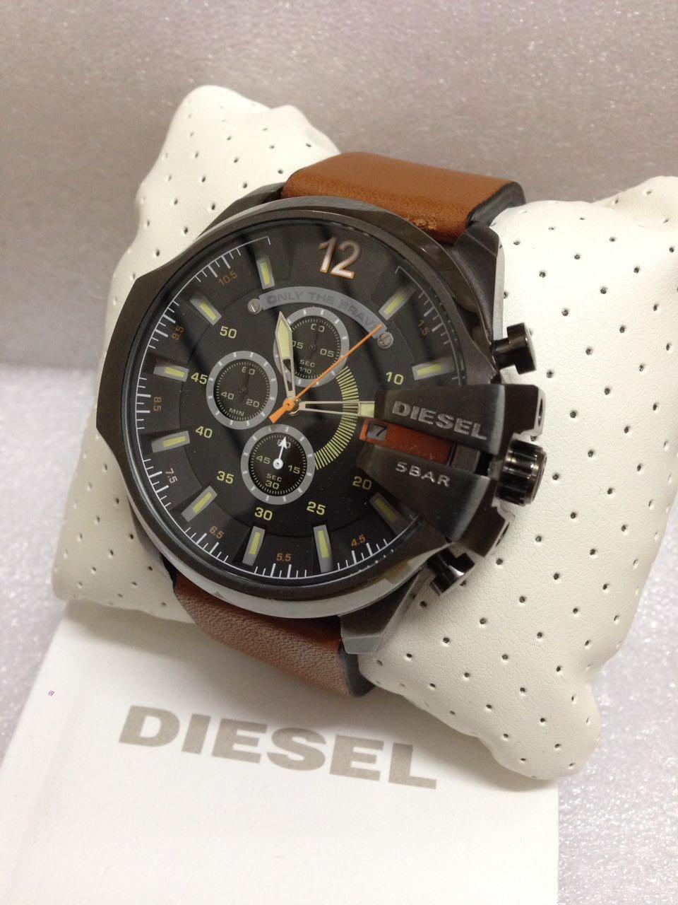 93108be3fc8 Diesel – D 35 DZ 4343 – Réplicas de Relógios