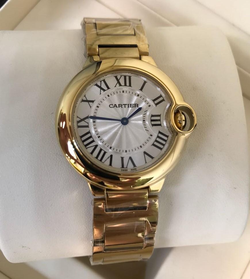eb13474f19f Réplica de Relógio Cartier – CT 10 Ballon Bleu Menor – Réplicas de ...