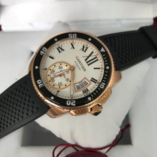 da535ae1aeb Réplica de Relógio Cartier – CT 12 Diver