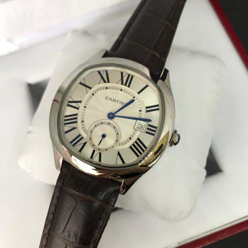 58fb687fe27 Réplica de Relógio Cartier – CT 13 Drive