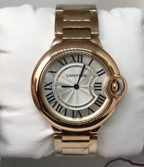 0494fc8ada2 Réplica de Relógio Cartier – CT 19 Ballon Bleu Rose Menor