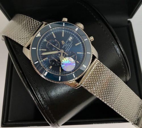 77b732e762d Réplica de Relógio Breitling – B 51 Superocean Heritage