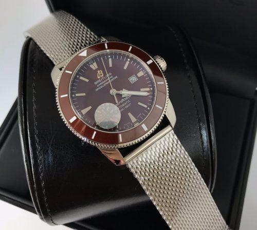 4c39516f661 Réplica de Relógio Breitling – B 52 Superocean Heritage