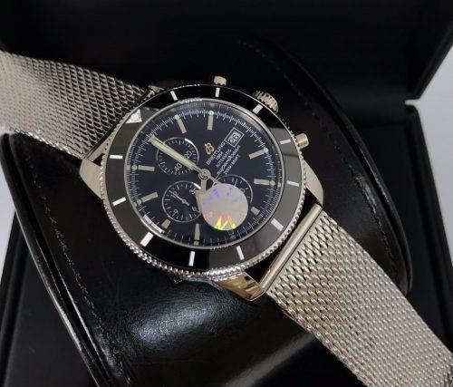 9102e68d848 Réplica de Relógio Breitling – B 53 Superocean Heritage