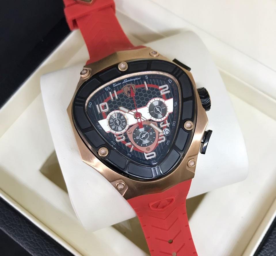 6e3df7e462a Réplica de Relógio Lamborghini - L 02 Canino