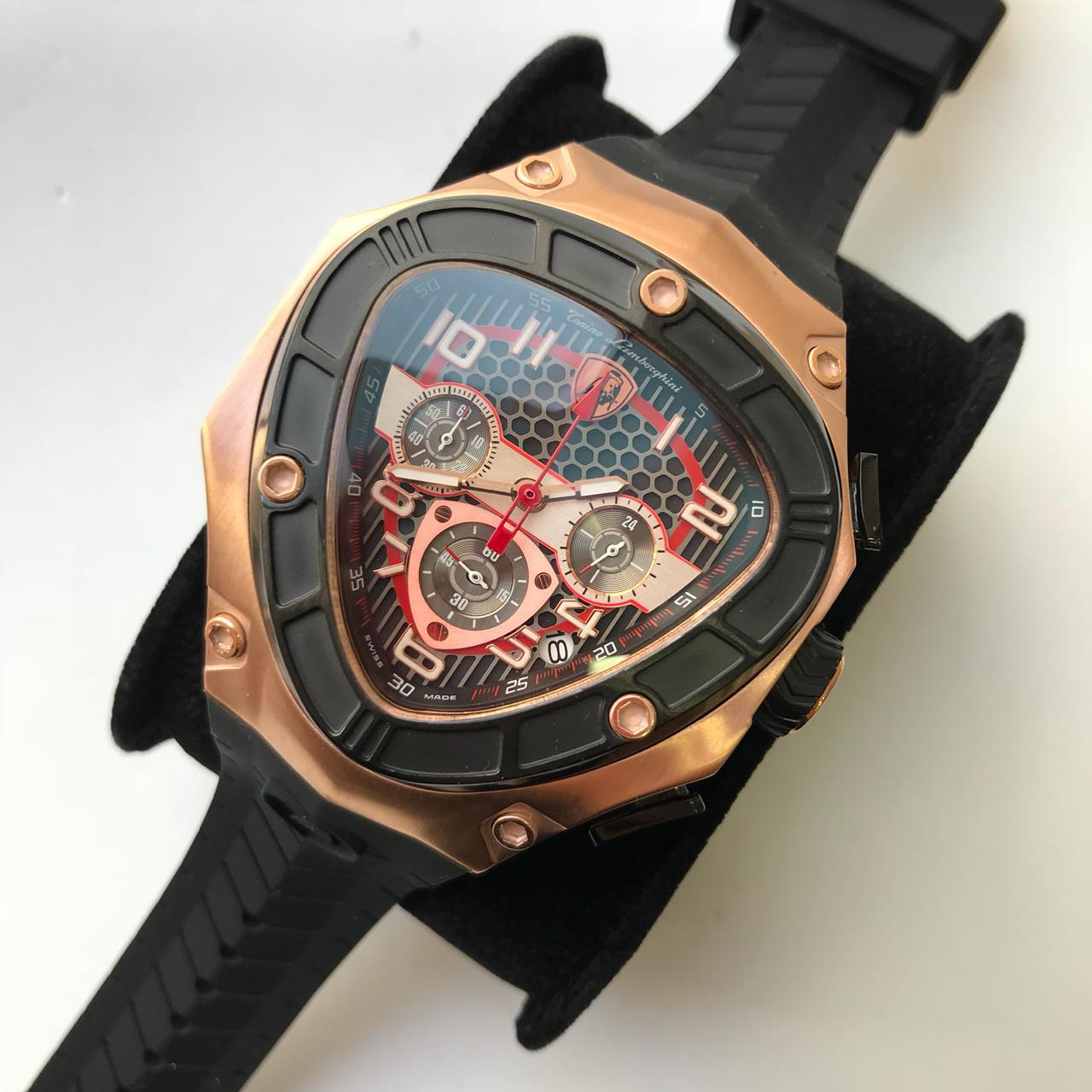 9971ed1d152 Réplica de Relógio Lamborghini – L 03 Canino – Réplicas de Relógios