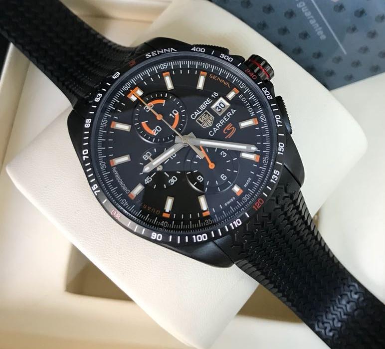 a70725c40e7 Réplica de Relógio Tag Heuer- TH 47 Calibre 16 Senna – Réplicas de ...