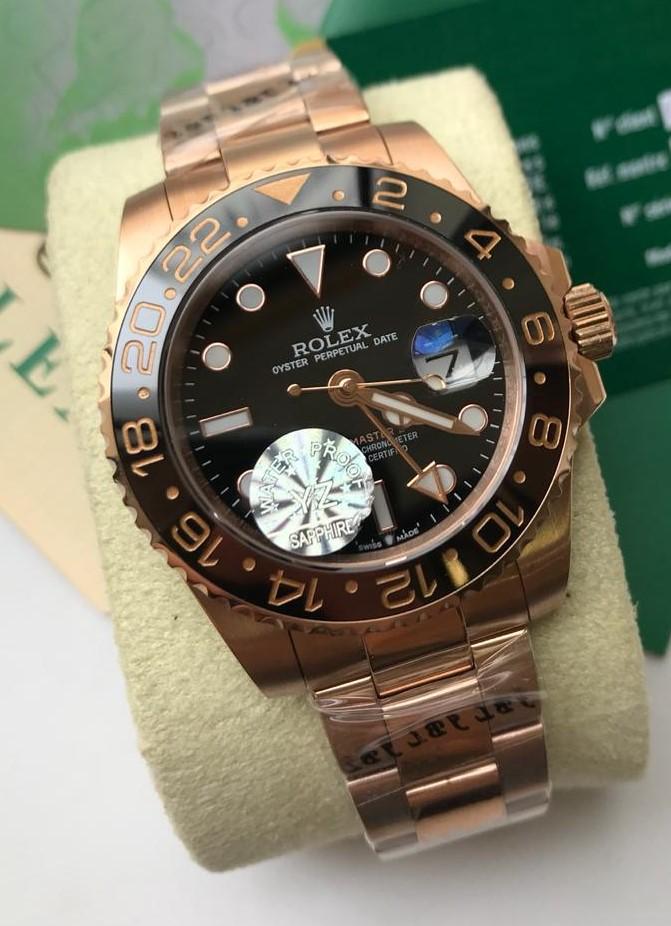 b6fcf36a550 Réplica de Relógio Rolex – RX 84 GMT Master II – Réplicas de Relógios