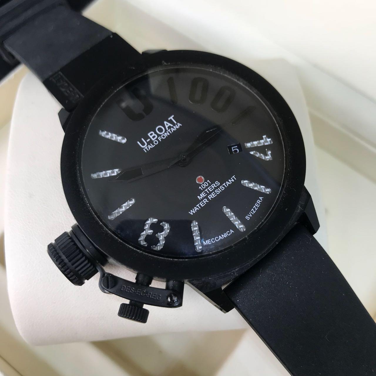 cb2c7879589 Réplica de Relógio U-Boat – UB 09 – Réplicas de Relógios