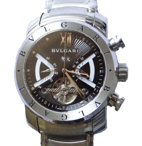 604f785f3a3 Réplica de Relógio Bvlgari – BV 25 Iron Man – Réplicas de Relógios