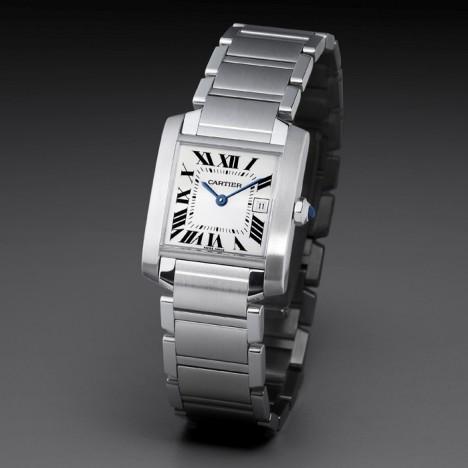 1f334d9a673 Réplica de Relógio Cartier – CT 01 Tank – Réplicas de Relógios