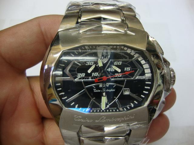 8f1d04ab4d0 Lamborghini – L 05 – Réplicas de Relógios