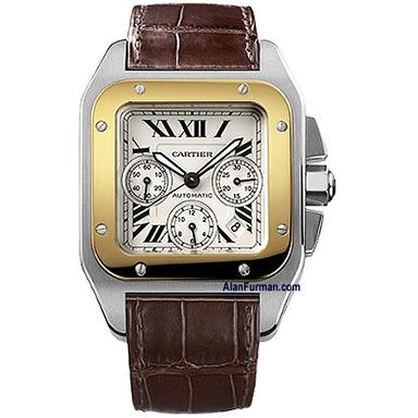 4179390a0b8 Réplica de Relógio Cartier – CT 14 Santos – Réplicas de Relógios